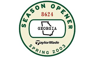 In this picture: 2003 logo