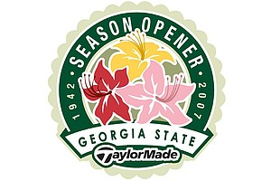 In this picture: 2007 logo
