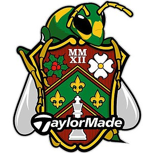 In this picture: 2012 logo