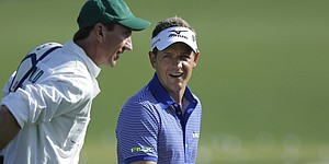 Luke Donald glad to study Augusta