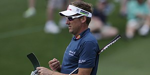 Poulter: Masters' emotions close to Ryder Cup's