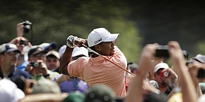 2013 Masters: Second-round tee times