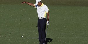 Tiger has overcome bigger deficit in Masters