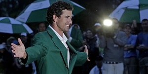 Complete transcript: Masters champion Adam Scott