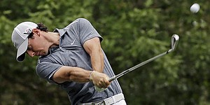 McIlroy bounces back, sees form returning