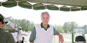 Summerall, 82, voice of Masters and 'friend of golf'