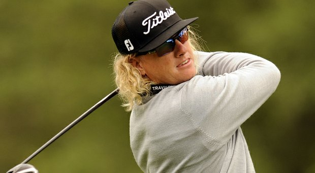 Charley Hoffman during the third round of the 2013 RBC Heritage.