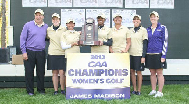 James Madison won its first CAA title since 2005.