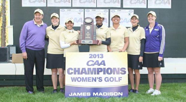 James Madison won its first CAA title since 2005.