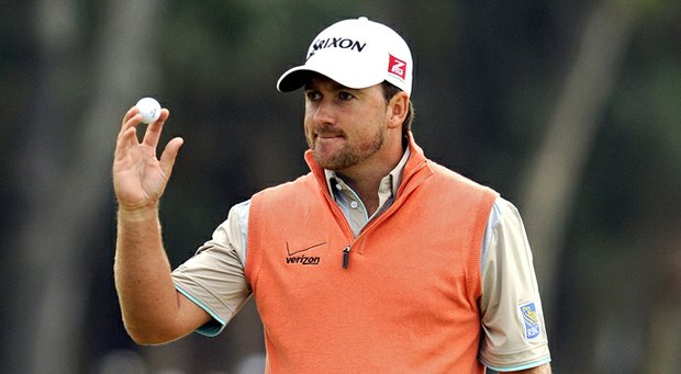 Graeme McDowell during the 2013 RBC Heritage.