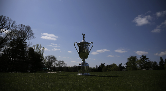 The number of entries for this year's U.S. Open at Merion significantly eclipses the previous record for the 2009 Open at Bethpage.