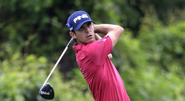 Billy Horschel during the final round of the 2013 Zurich Classic of New Orleans.