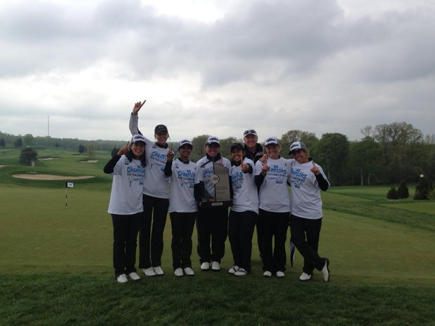 Purdue shared the Big Ten Championship title with Northwestern.