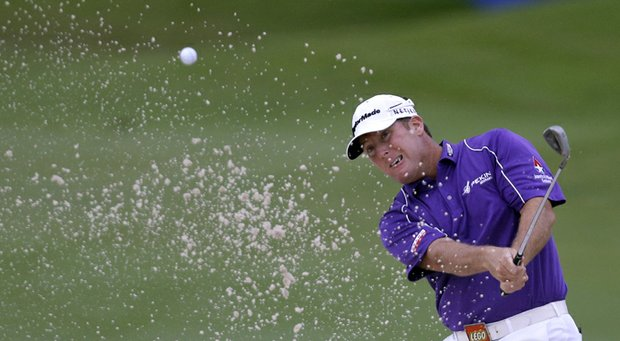 D.A. Points during the final round of the 2013 Zurich Classic of New Orleans.