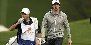 McIlroy thinner than as Wells Fargo winner