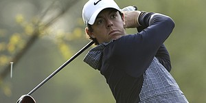 McIlroy stays in hunt with second-round 71
