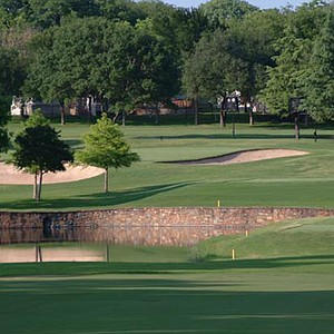 No. 14 at Lakewood CC in Dallas