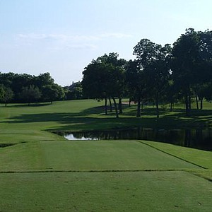 No. 8 at Lakewood CC in Dallas