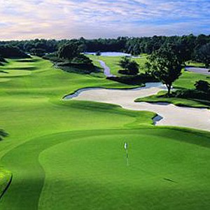 No. 13 at the Ritz-Carlton Members GC in Bradenton, Fla.