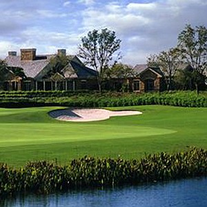 No. 18 at the Ritz-Carlton Members GC in Bradenton, Fla.
