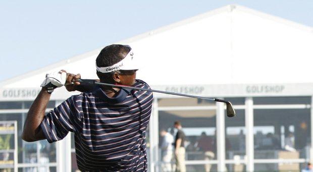 Vijay Singh of the PGA Tour