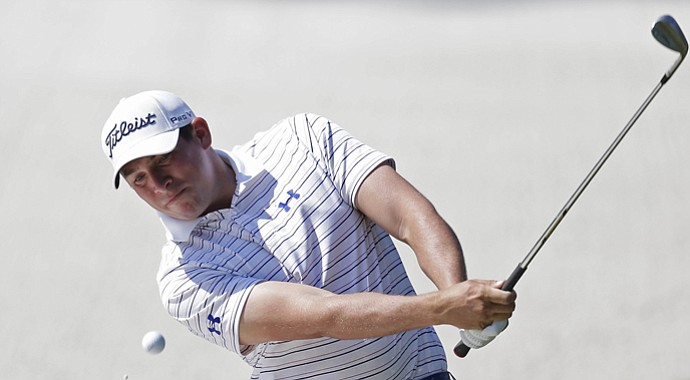 Scott Stallings during the first round of the 2013 Players Championship in Ponte Vedra Beach, Fla.