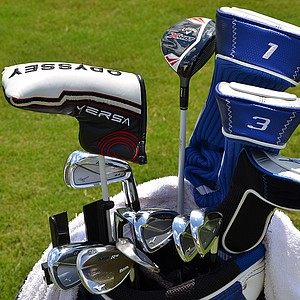 Charles Howell III uses Mizuno MP-64 irons and MP R-12 wedges.