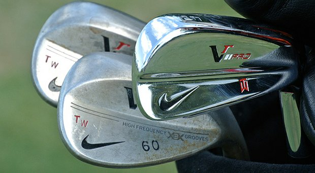 A look at the equipment Tiger Woods used to win the Players Championship.