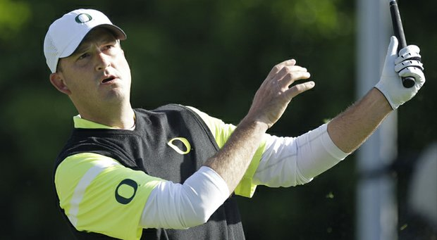 Casey Martin is set to partake in U.S. Open Sectional Qualifying on June 3, potentially a day after he would coach Oregon in the NCAA Championship.
