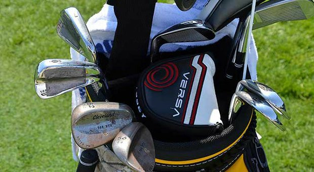 A look inside Boo Weekley's winning bag.