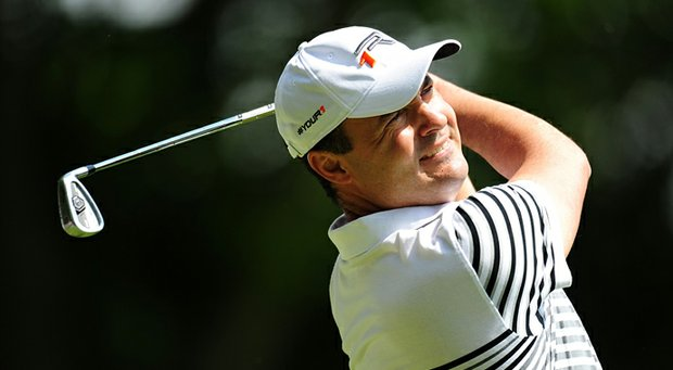 Simon Khan lost a playoff at the BMW PGA Championship, but earned a spot in the U.S. Open 24 hours later.
