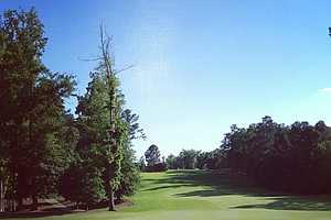 No. 7 fairway at The Capital City's Crabapple course.