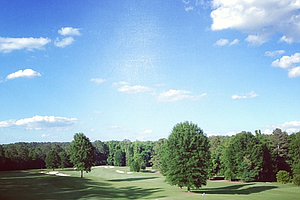 No. 1 (background) and No. 2 at the Capital City Club – Crabapple course.