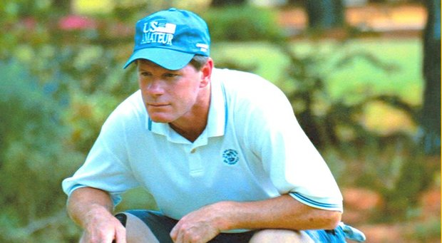 Rick Cloninger during the 2013 Chanticleer Senior Invitational in Greenville, S.C.
