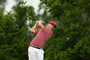 Alabama's Cory Whitsett at No. 7 at the 2013 NCAA Championship at Capital City Club Crabapple Course.