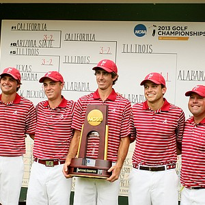 Alabama defeated Illinois for the  2013 NCAA Championship at Capital City Club Crabapple Course.