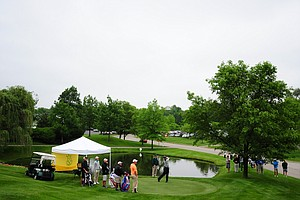 U.S. Open Sectional Qualifying at The Lakes Golf and Country Club.