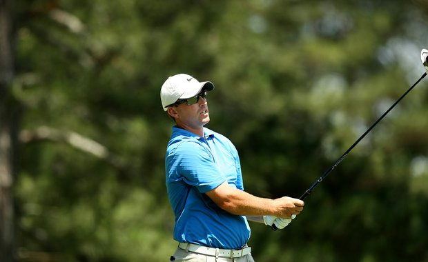 Ryan Nelson of Charleston, S.C. shares medalist honors with Michael Kim after 36-holes during U. S. Open Sectional Qualifying at Hawks Ridge Golf Club in Ball Ground, GA. Nelson makes his second trip to the U. S. Open.