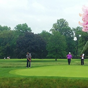 Sectional qualifying in Purchase, N.Y., on Monday, June 3, for the 2013 U.S. Open at Merion in Ardmore, Pa.