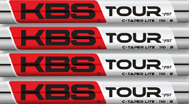 KBS' C-Taper Lite shafts