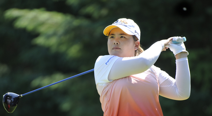Inbee Park birdied the third hole of a sudden-death playoff with Catriona Matthew to win the rain-delayed Wegmans LPGA Championship on Sunday.