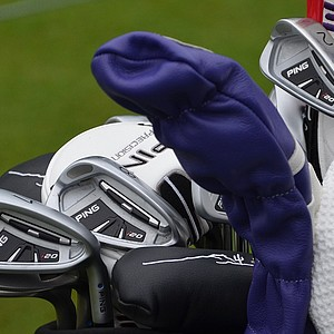 Lee Westwood switched to Ping's i20 irons before the start of last season's U.S. Open.