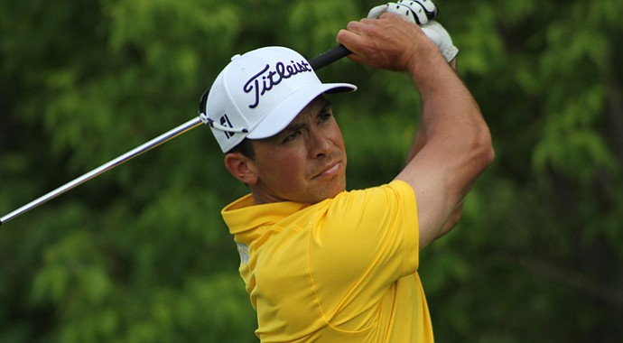 Andy Ruthkoski during the 2013 Michigan Open.