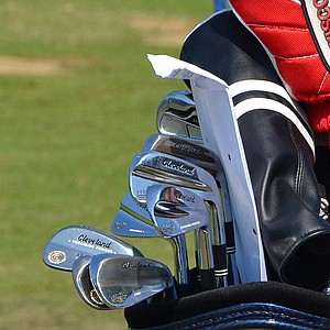 Jerry Kelly uses Cleveland 588 Forged MB irons.