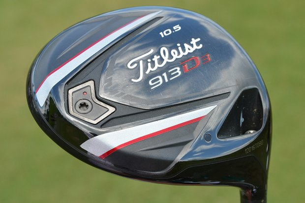 Defending U.S. Open champion Webb Simpson has made some significant equipment changes since he won last June at the Olympic Club in San Francisco. He now uses a Titleist 913D3 driver with 10.5-degrees of loft and a Proforce AXIVCore Tour Black 69 shaft.
