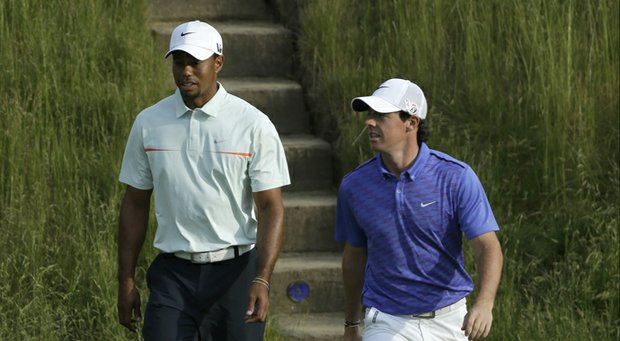 Tiger Woods and Rory McIlroy will play their second dual match together at Mission Hills.
