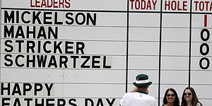 Rain again at Merion? Open might stall again