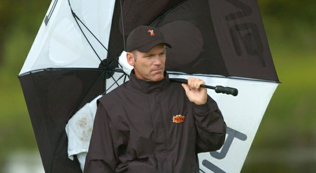 Former Oklahoma State head coach Mike McGraw