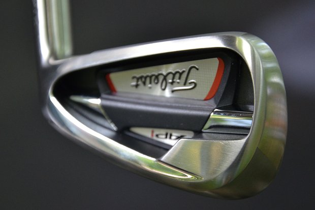 Titleist unveiled the new 714 AP1 irons to pros at Congressional Country Club on Monday.