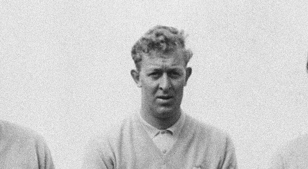Bernard Hunt played for the British Ryder Cup team in 1957.